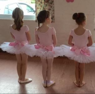 Ballet 1 tutus